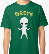 Oikawa Tooru's Alien Shirt Design Classic T-Shirt