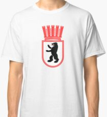 Coat of Arms of East Berlin, 1954-1990 Classic T-Shirt