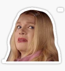 Wtf - White Chicks Sticker