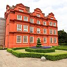 Kew Palace in Kew Gardens by John Keates