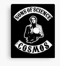 Sons of Science Canvas Print