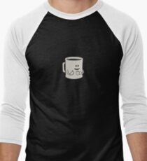 Mugged. Men's Baseball ¾ T-Shirt