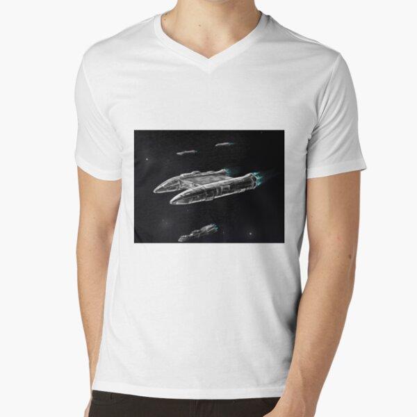 Shokaku Battle Group V-Neck T-Shirt