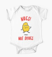 Nugs Not Drugs T-Shirt Kids Clothes