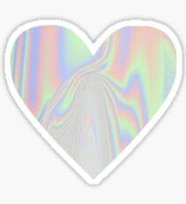Pastel Heart Sticker