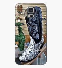 Snakeskin Boots Case/Skin for Samsung Galaxy
