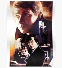Sherlock - Hi! Poster