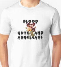 Blood Guts and Angelcake T-Shirt