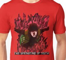 Might Guy - The Springtime of Youth! Unisex T-Shirt