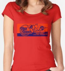 The Playroom Women's Fitted Scoop T-Shirt