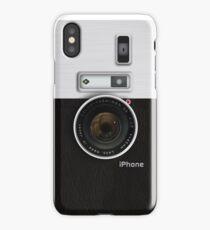 Vintage camera (vert) iPhone Case
