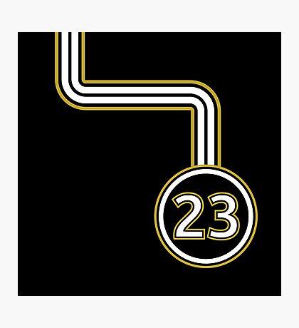 23 Photographic Print