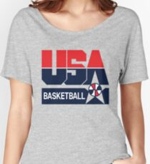 USA Basketball 1992 Dream Team Women's Relaxed Fit T-Shirt