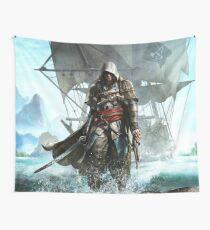 Assassins Creed 4 - Black Flag Wall Tapestry