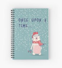 Once upon a time... Spiral Notebook