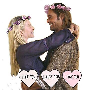 Juliet & Sawyer - Lost by Kazzybookat