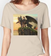 How To Train Your Dragon 10 Women's Relaxed Fit T-Shirt