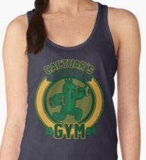 Cactuar´s Gym Women's Tank Top