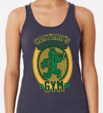 Cactuars Fitnessstudio Racerback Tank Top