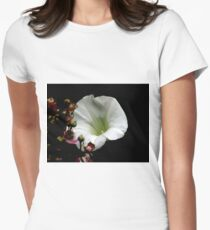 Flowers In Sweet Water, Oregon Womens Fitted T-Shirt