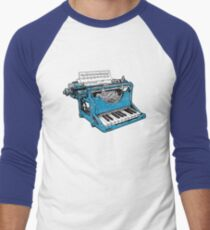 The Composition - O. Men's Baseball ¾ T-Shirt