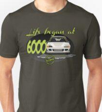 DLEDMV - Life began at 6000 Unisex T-Shirt