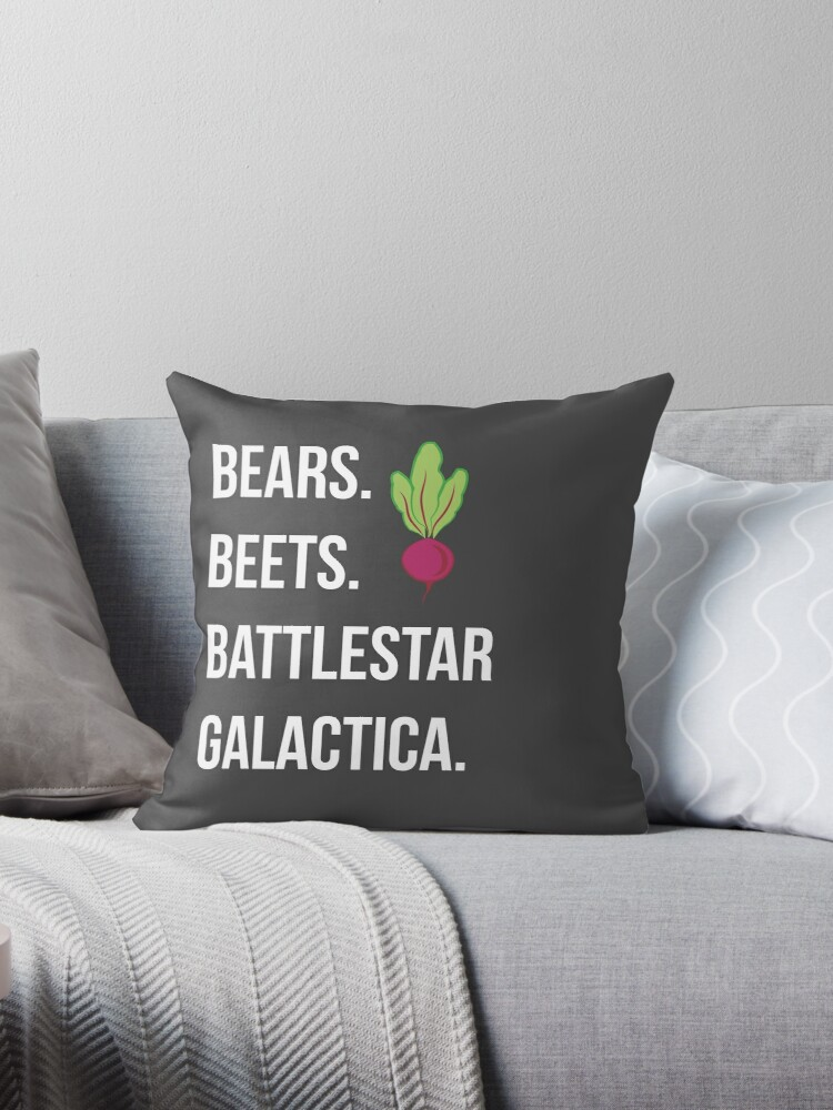 Bears. Beets. Battlestar Galactica. - The Office by SarGraphics