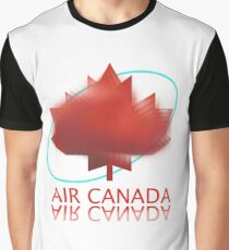 Air Canada Graphic T-Shirt