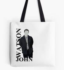John Watson Tote Bag