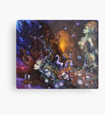 Great Guardians of the Gardens of Secret Initiation Metal Print