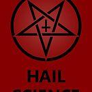 Hail Science by Jessica Bone