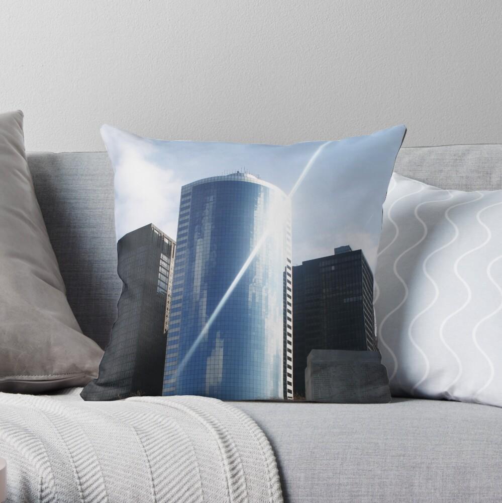 Rascacielos Cojín