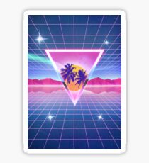Electric Dreams Sticker
