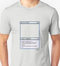 Magic The Gathering Epic Grey T-shirt Unisex T-Shirt