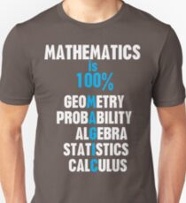 Mathematics T-Shirt