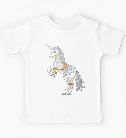 Mandala Unicorn Kids Clothes