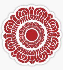 Legend of Korra - Red Lotus Sticker