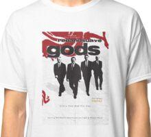 Red and Suave Gods- Bill Shankly, Bob Paisley, Joe Fagan & Ronnie Moran Classic T-Shirt