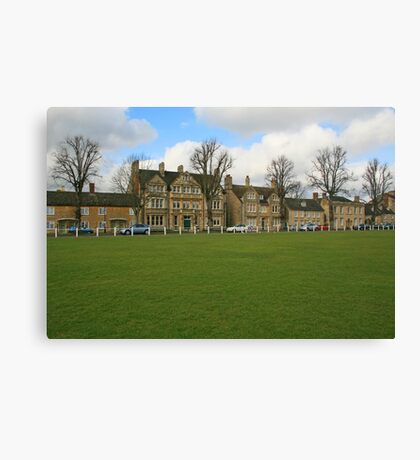 Church Green, Witney Canvas Print