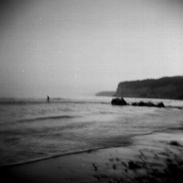 Disturbance of the silent sea by savostikov