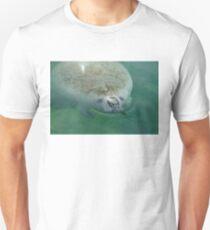 Manatee Close Up Unisex T-Shirt