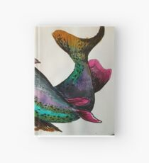 Rainbow Trout Watercolour Print Hardcover Journal