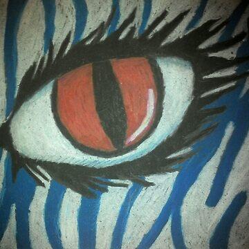 Evil Eye by chloemease