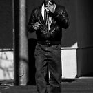 Street Man by Lee LaFontaine
