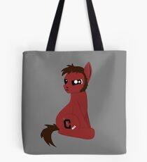 Pony Toews Tote Bag