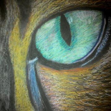 Cat's eye by chloemease