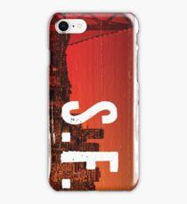 SF iPhone Case/Skin