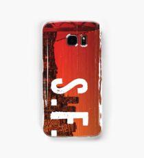 SF Samsung Galaxy Case/Skin