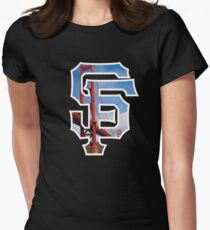 SF Womens Fitted T-Shirt