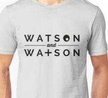 John and Mary Watson Unisex T-Shirt